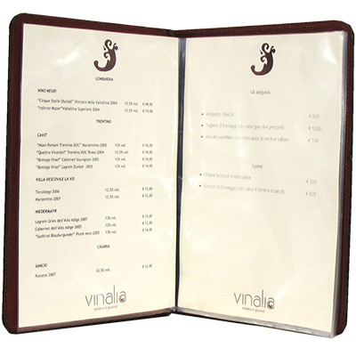 Wine List in Hide
