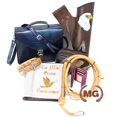 Our leather goods