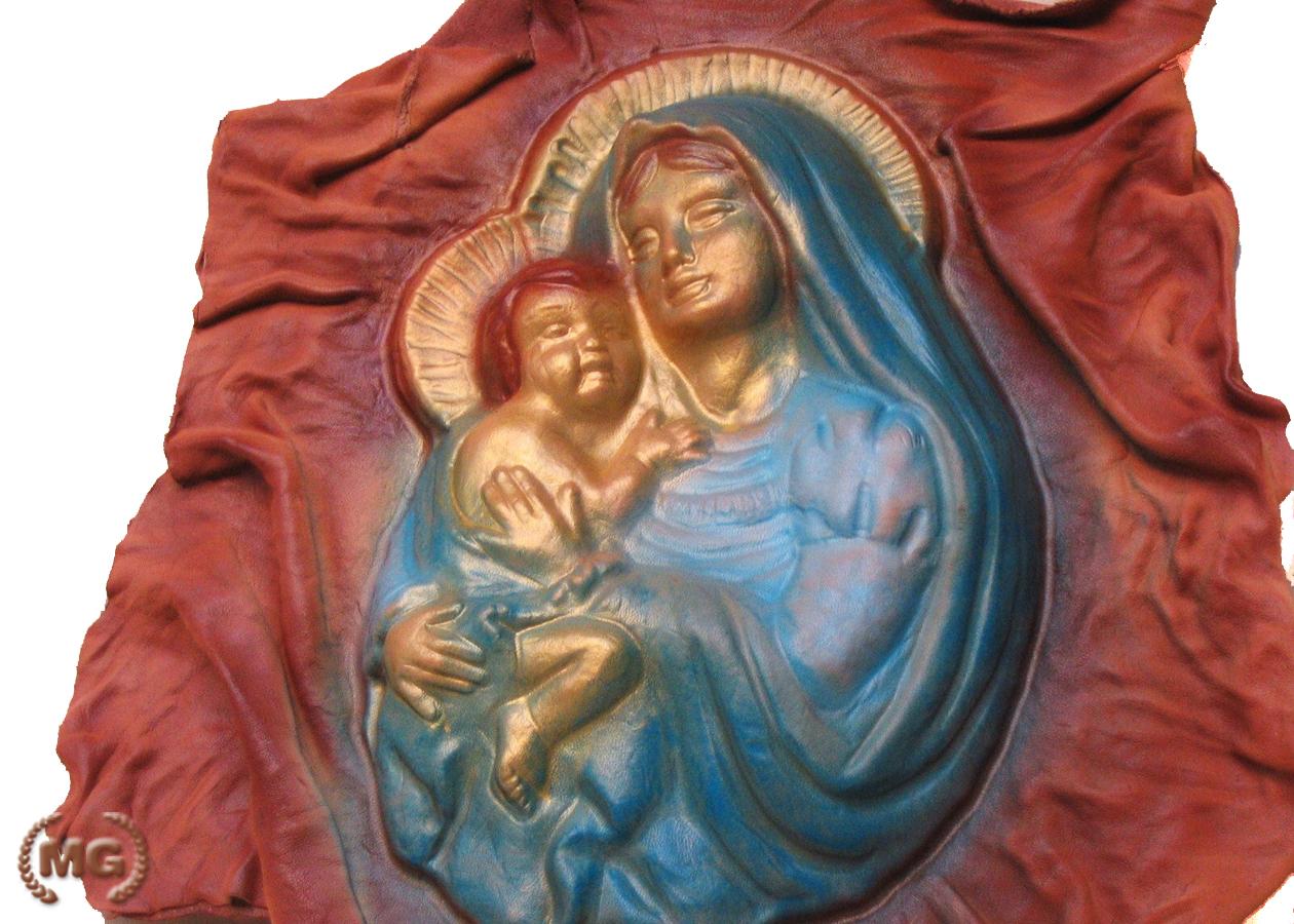 Madonnina con gesu