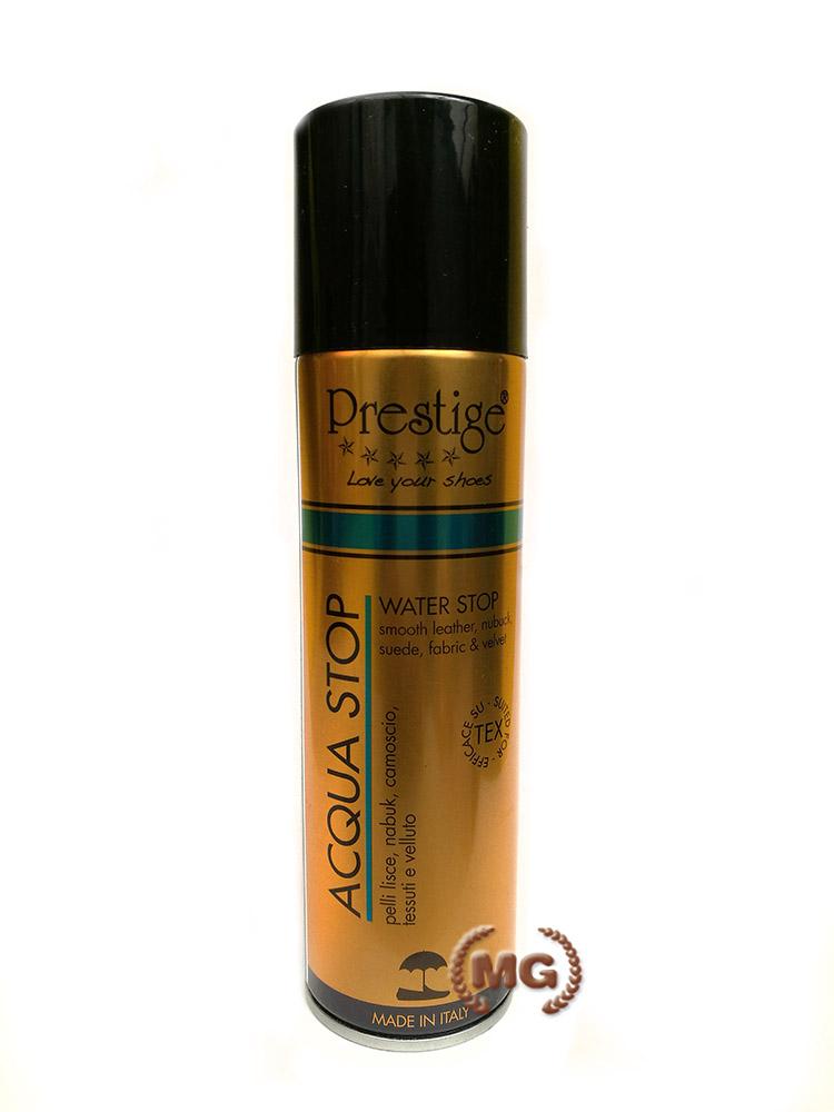 Spray impermeabilizzante per pelli liscie scamosciate e nabuk