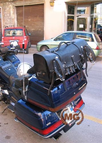 Borsa moto goldwing