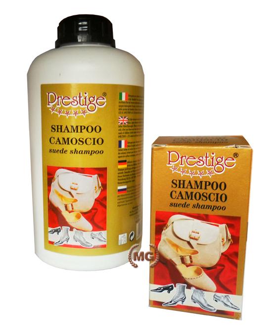 Shampoo detergente per pelli e camoscio