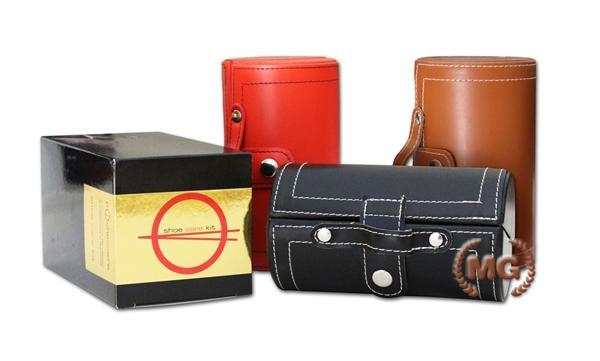 Kit da viaggio piccolo accessori calzolaio