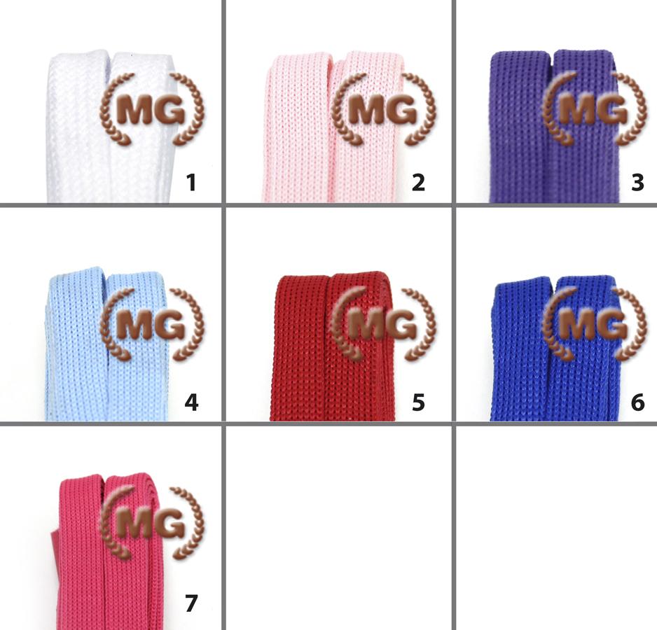 Lacci colorati piatti laccetti stringhe di ricambio per scarpe calzature a5d85aa47f6