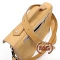 Mini borsetta donna in cuoio versatile e maneggevole