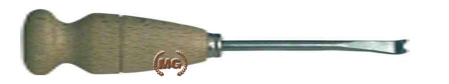 rifilacodette taglio inferiore per cuoio a gambo tondo professionale