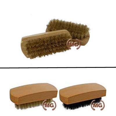 Spazzola rettangolare  per scarpe e pelli
