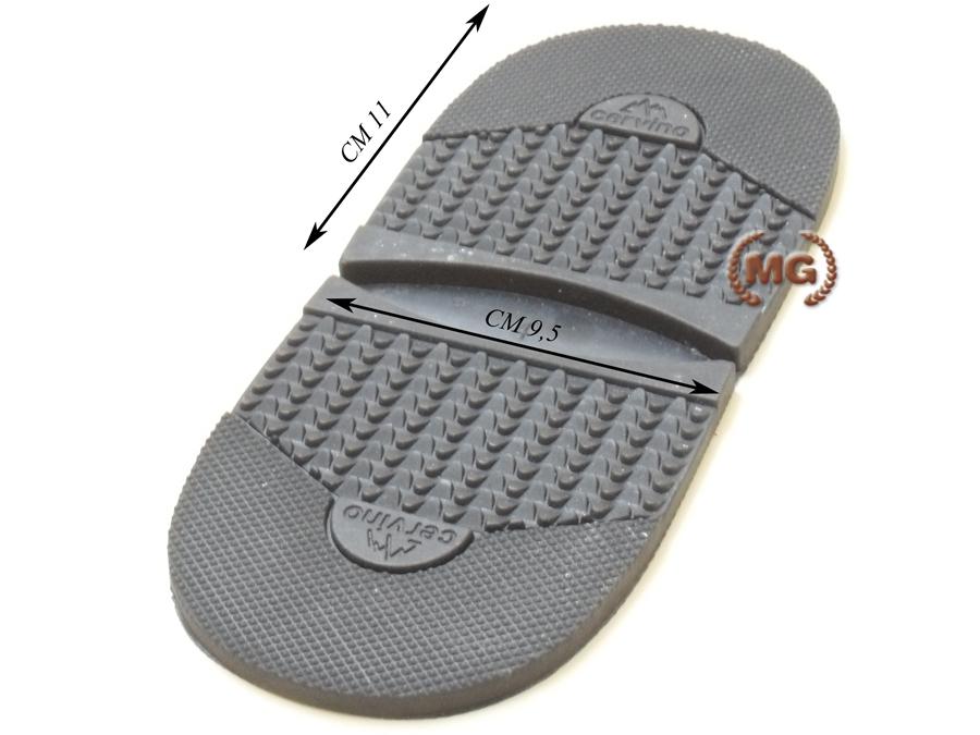 Tacchi in gomma per scarponi